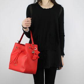 Bag Bucket bag Liu Jo Drawstring Niagara fire red N18125 E0037