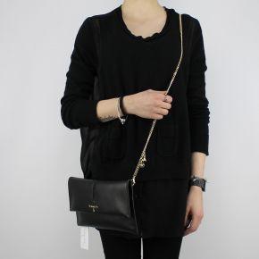 Tasche Clutch von Patrizia Pepe schwarze 2V5460 A20I