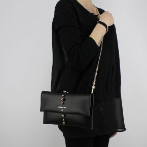 Bag Clutch Patrizia Pepe black 2V5460 A4BG