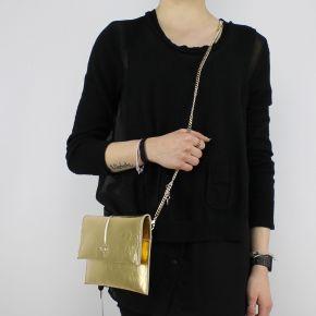 Tasche Clutch von Patrizia Pepe und gold 2V5460 AG49