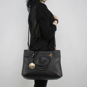 Borsa Bauletto Liu Jo sachtel colorado nera N18205 E0037