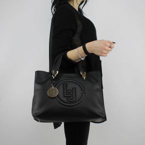 Borsa Bauletto Liu Jo sachtel colorado black N18205 E0037
