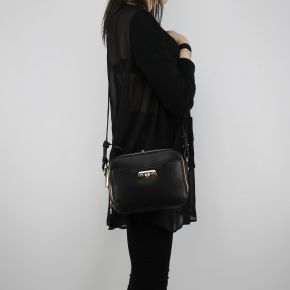 Shoulder bag Liu Jo Crossbody Baltimore black N18132 E0031