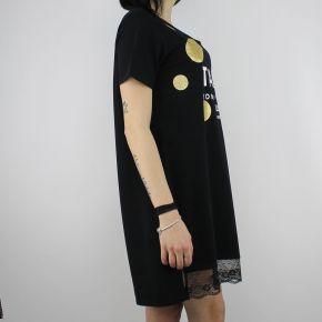 T-Shirt de Liu Jo Deporte Jolie negro