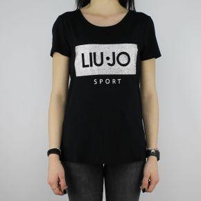 T-Shirt de Liu Jo Deporte, Cloe negro