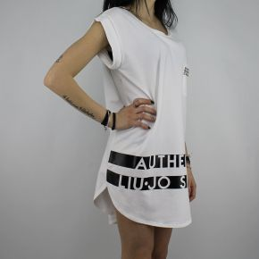 T-Shirt Liu Jo Sport Vanda bianca