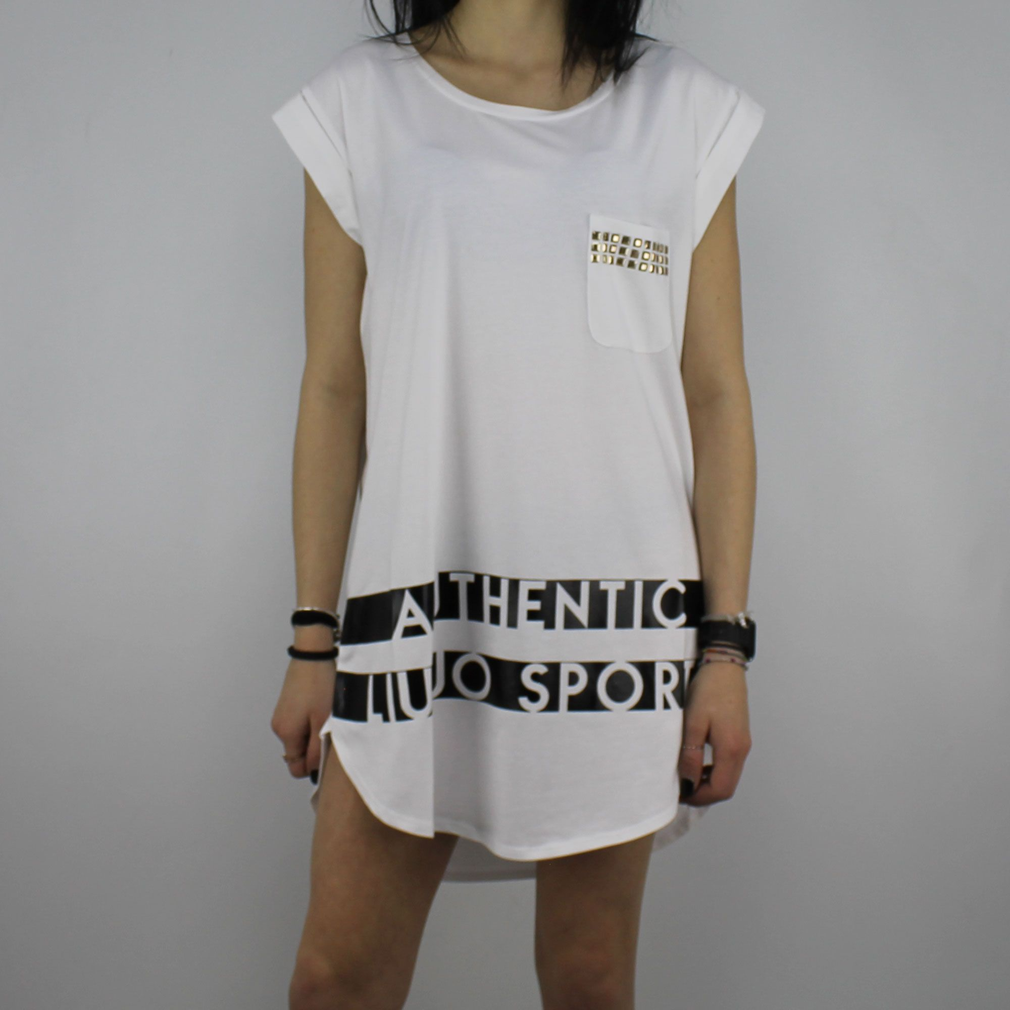 T-Shirt Liu Jo Sport Vanda bianca - In More Est Store 0f949929918
