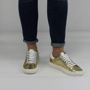 Zapatos Zapatillas de deporte Patrizia Pepe de oro 2V7959 AQ22