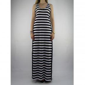 Dress Liu Jo Sport Ilaria black-and-white