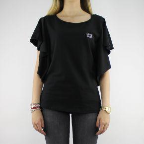 T-Shirt Liu Jo Sport Debora nera