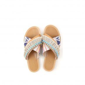 Sandal Slipper Patrizia Pepe fantasy natural 2V7922 A3GI