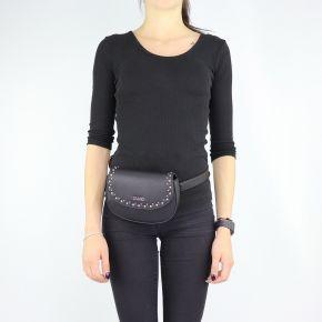 Tasche, Trageriemen und Tasche Liu Jo Gürtel c/pouch freude schwarze A68085 E0033