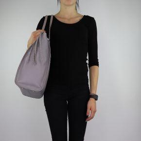 Shopping bag Liu Jo-Tasche Freude grau größe L A68046 E0033