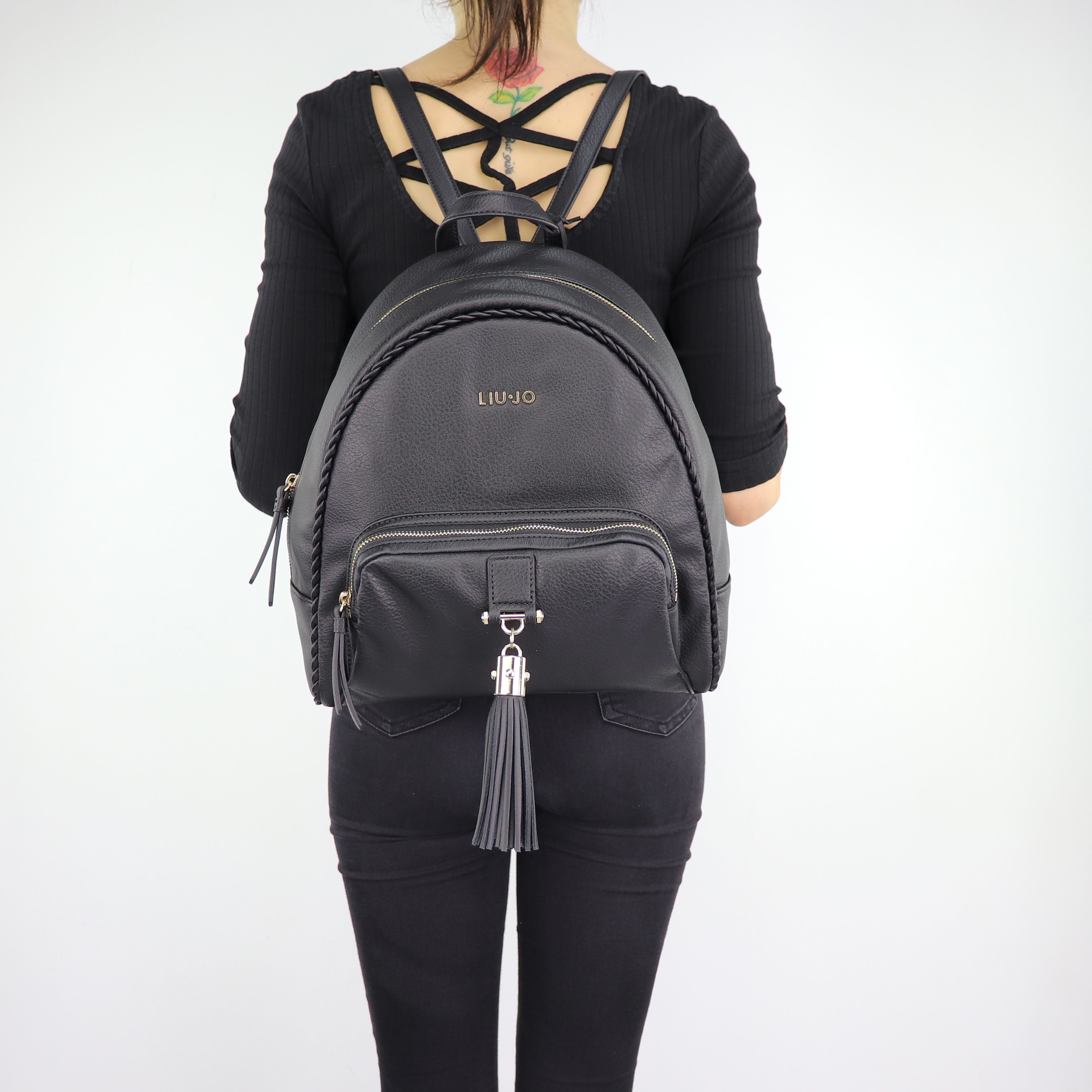 Backpack piave NERO