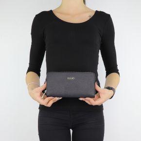 Wallet XL Zip around the Island, Liu Jo black A68174 E0087