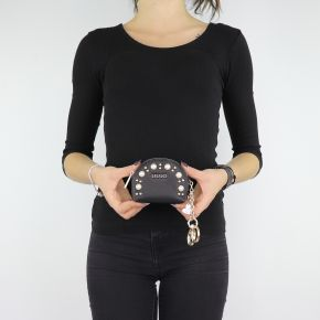 Weißer Liu Jo in schwarz mit perlen N68038 E0037