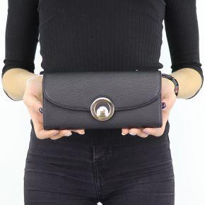 Wallet Liu jo black Bifold Duomo Python N68024 E0060