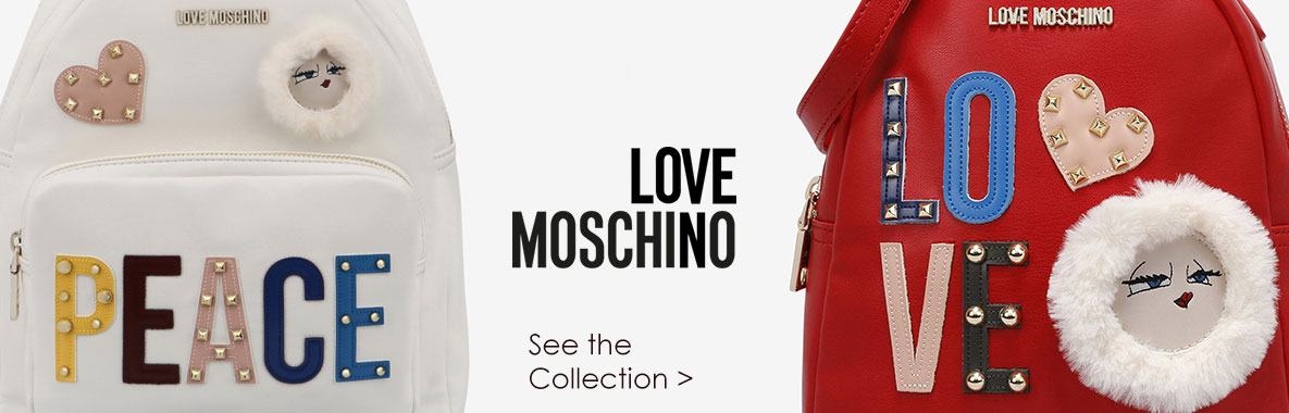 Bags Love Moschino