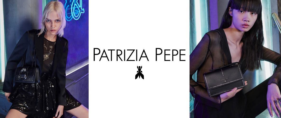 Patrizia Pepe Bags Fall Winter 2018